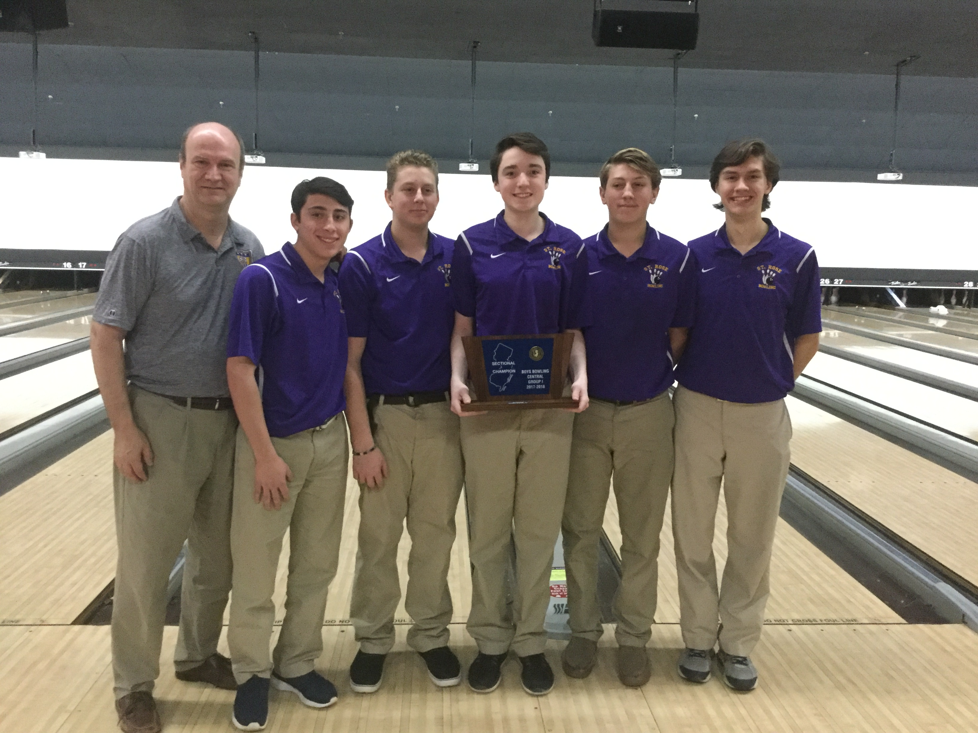 Central Bowling CHAMPS!